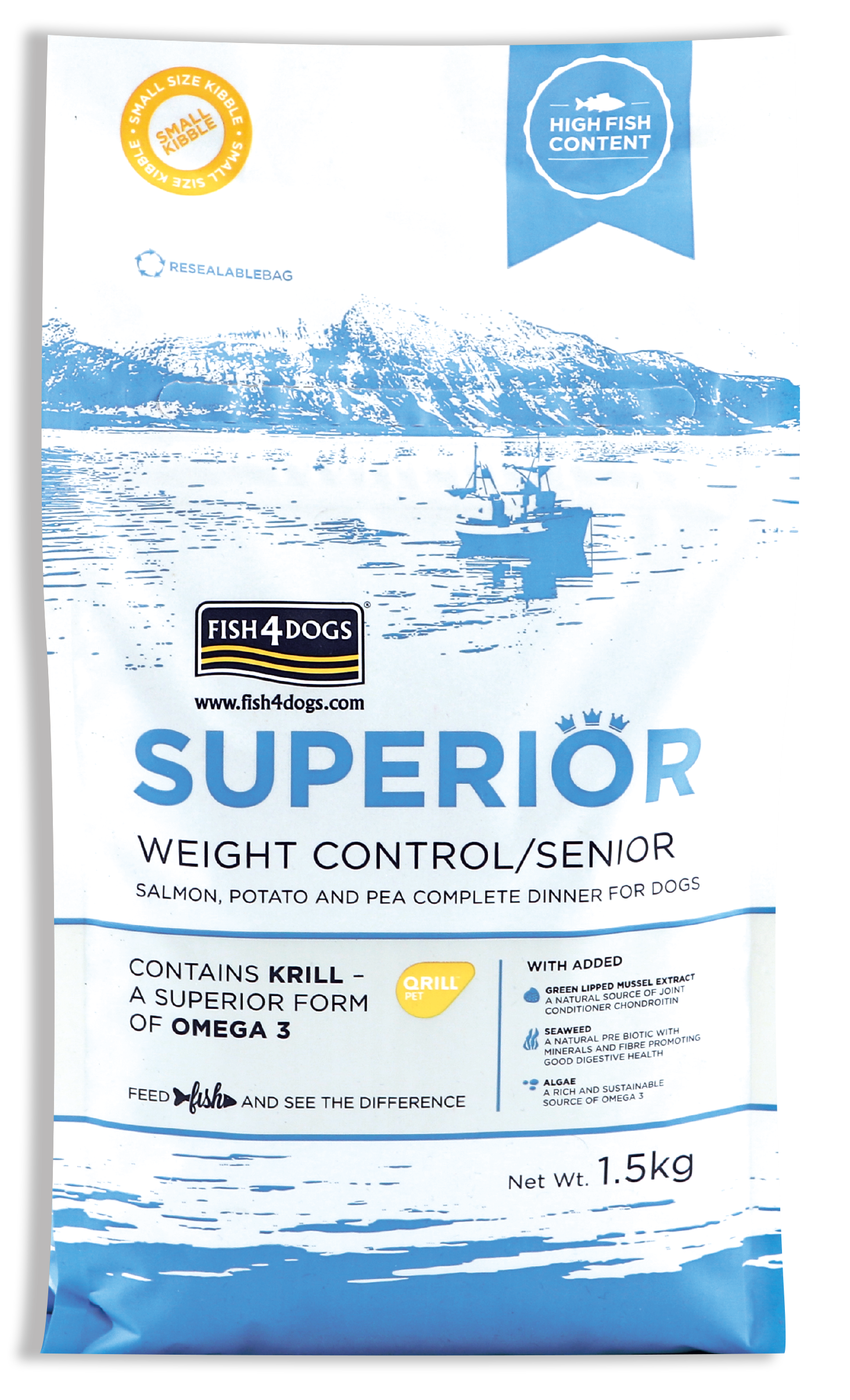 Superior Product Blue