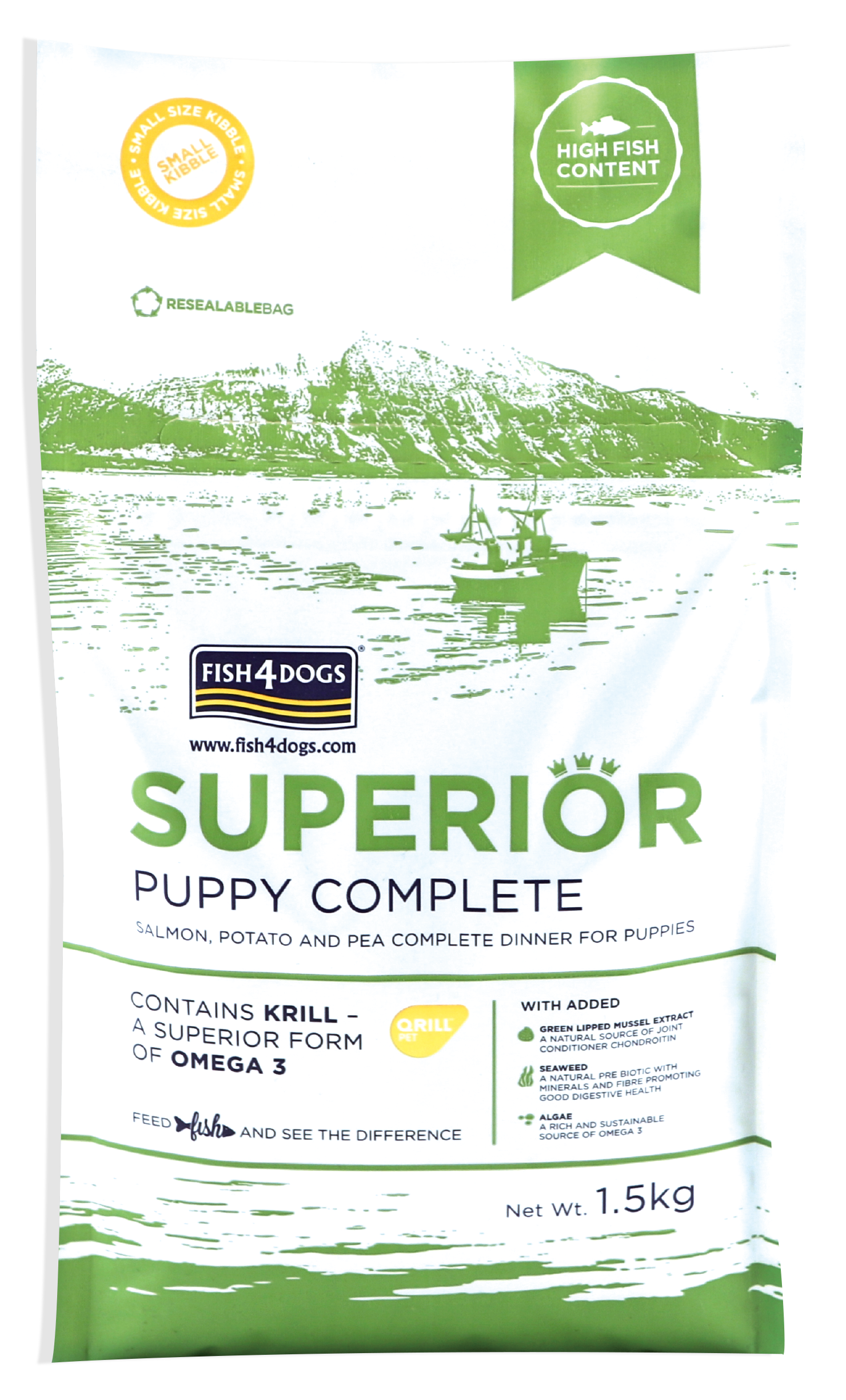 Superior Product Green